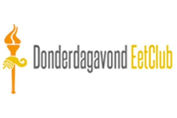 donderdagavond eetclub logo