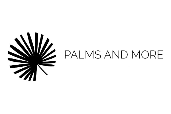 PALMS AND MORE LOGO