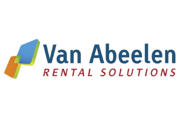 van abeelen rental solutions logo