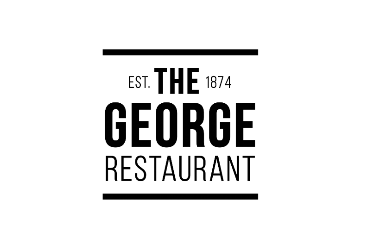 restaurant the george logo